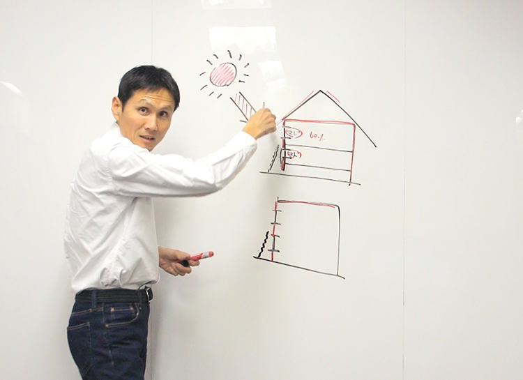 夏涼しい家をつくる方法とは?【日射遮蔽(しゃへい)編】